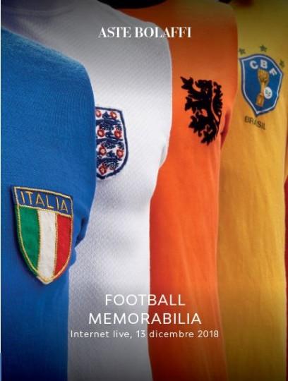 ASTA FOOTBALL MEMORABILIA | Aste Bolaffi