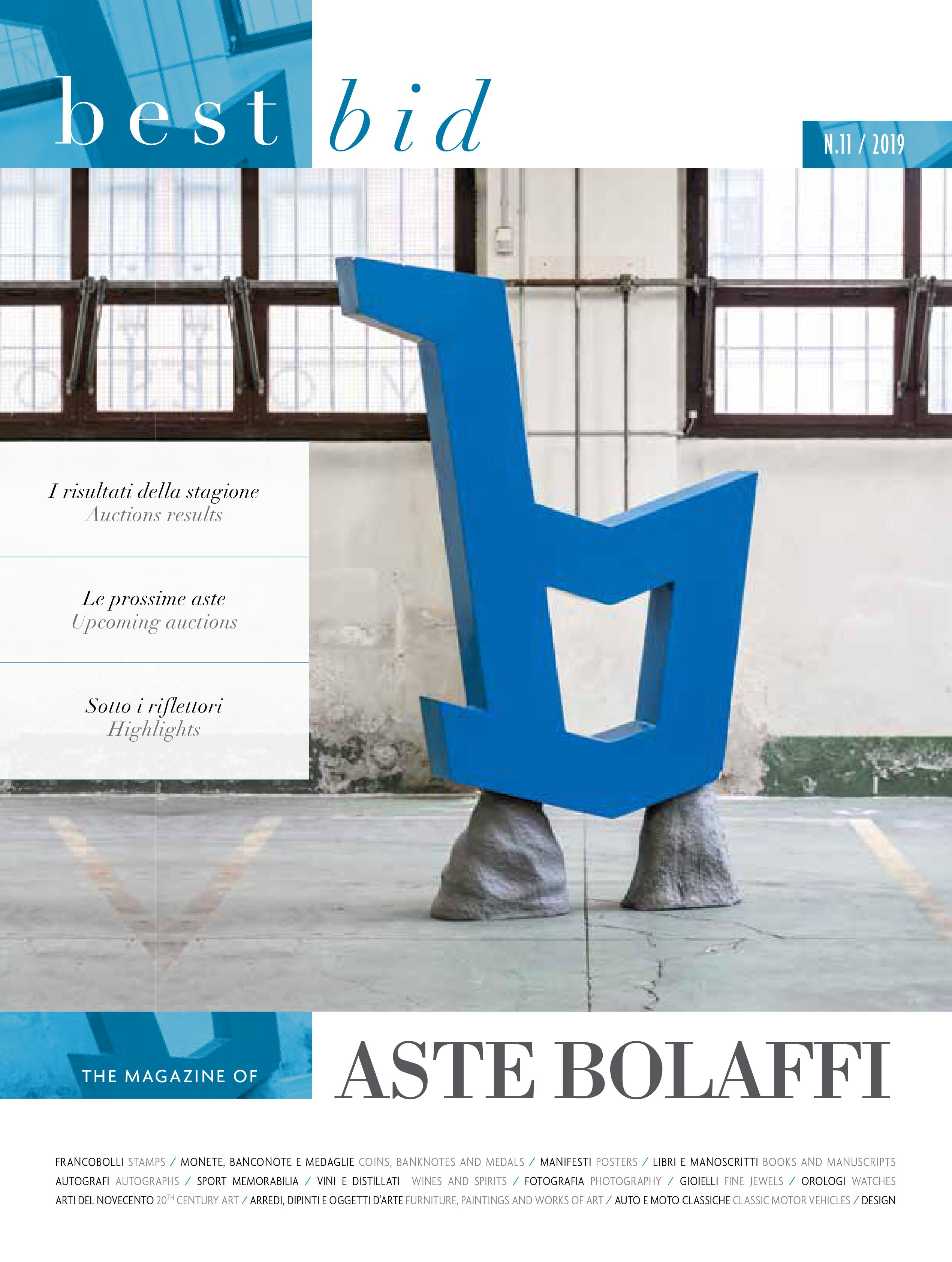 a9169ff8be Best Bid: il magazine di Aste Bolaffi | Aste Bolaffi