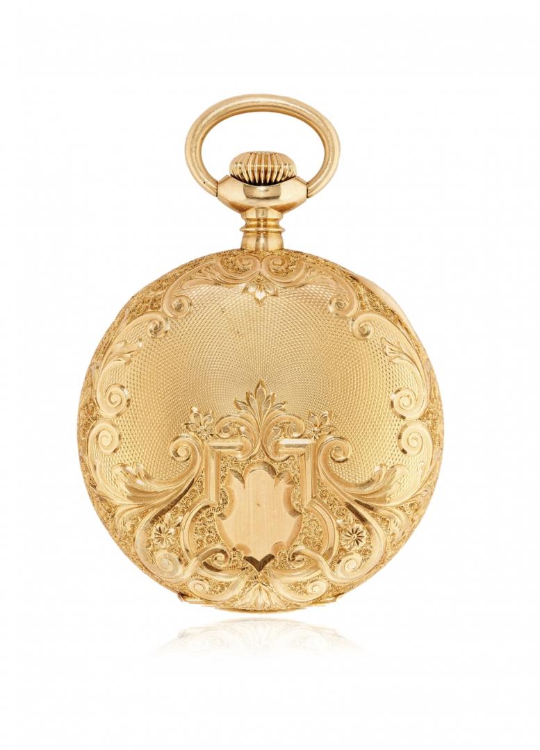 datazione di un orologio da tasca Elgin