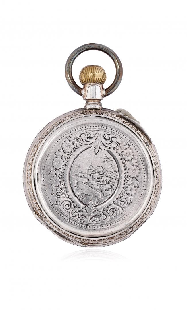 Datazione di un orologio da tasca