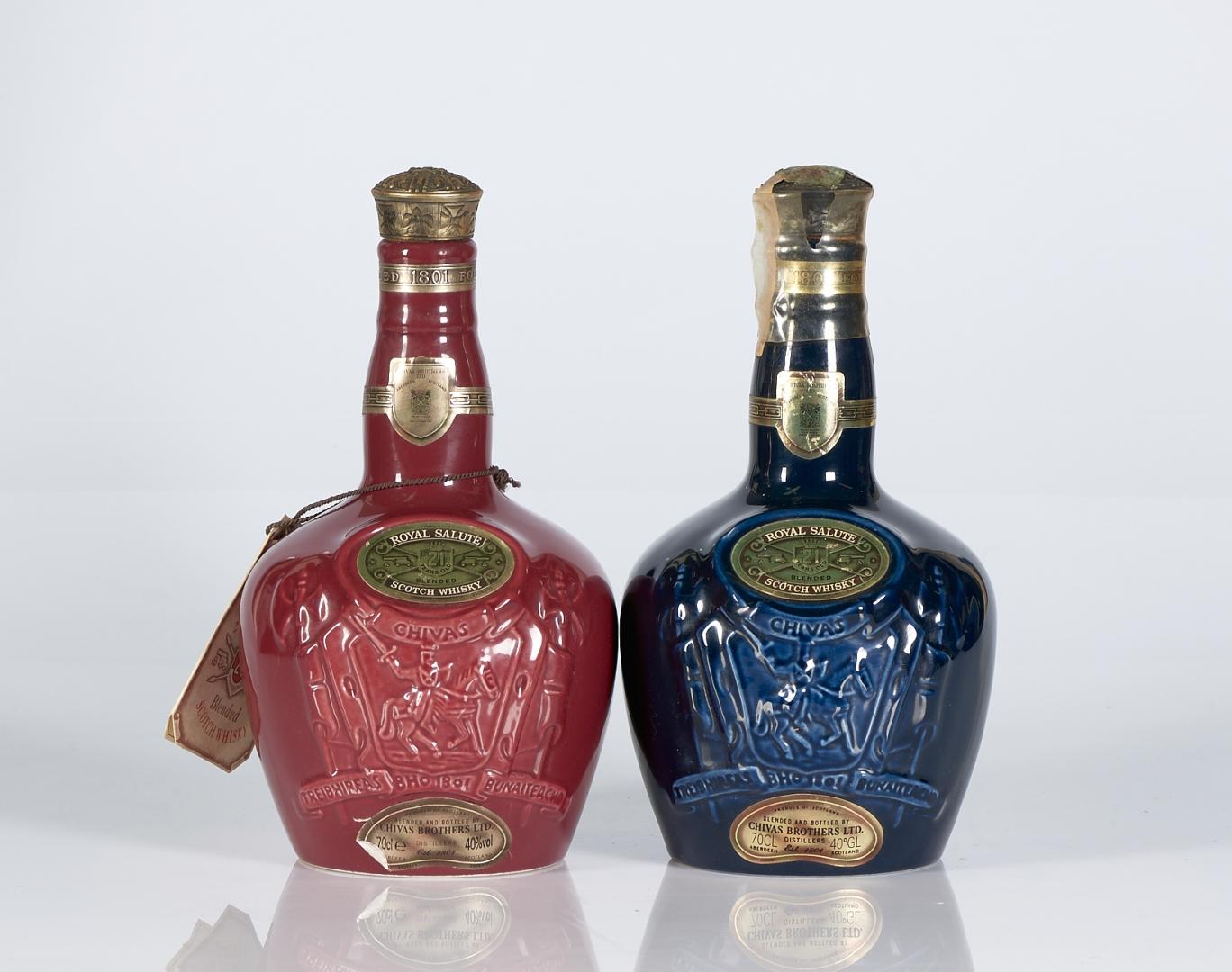 Chivas Regal datazione di una bottiglia preso re matchmaking