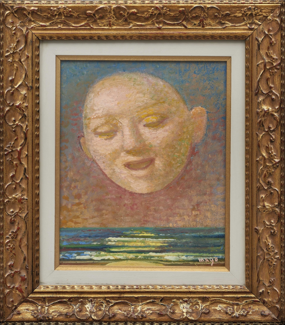 MAYO (ANTOINE MALLIARAKIS) L'enfant de la pleine lune
